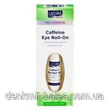 Кремдля глаз Лакура против морщин с кофеином Lacura Caffeine Eye Roll-On15мл