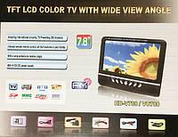 """701G - портативний телевізор 7,8"""""""
