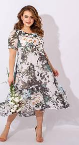 Летние платья и сарафаны от 48 размера