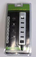 7xUSB-хаб с общим переключателем
