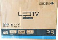 """Телевізор T2 28"""""""