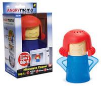 ANGRY MAMA - очищувач мікрохвильовки