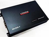 BM 600.4 4CH - автомобільний підсилювач звуку 8000W