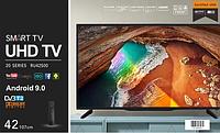 """Телевізор T2+SMART 42"""""""