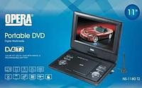 """NS-1180 T2 - DVD-книга 11"""", фото 1"""
