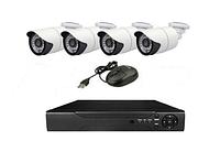 7004H - комплект видеонаблюдения DVR KIT 1080p