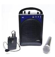 A3 MP5 - колонка + микрофон + микрофон-петличка
