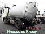 Обслуговування септика.чистка дренажу від мулу Київ і Обл., фото 8