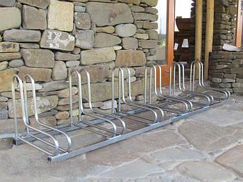 Велопарковка на 6 велосипедів Rad-6 Польща