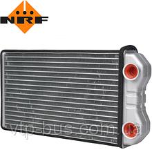 Радиатор печки (теплообменик) на Renault Trafic / Opel Vivaro (2001-2014) NRF (Нидерланды) 54300