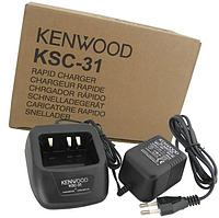 KSC-31 KENWOOD - зарядка для рації