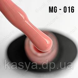 Гель-лак MG №016 (Mauve), 8 мл