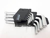 Набор ключей шестигранных (9 шт), фото 1