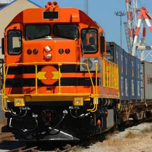 Вантажні залізничні перевезення