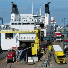 Смешанные перевозки грузов