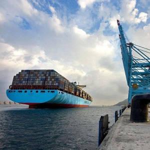 Вантажні морські перевезення
