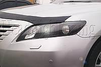 "Toyota Camry XV40 - замена галогенных линз на биксеноновые Moonlight Ultimate G5 2,5"" H1, установка ксенона"