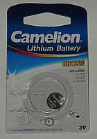 Батарейки CR-1220 CAMELION 1x блистер