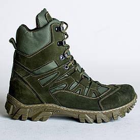 Ботинки Тактические, Зимние Апачи Олива