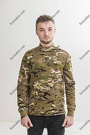 Гольф Военный с начесом Зимний Мультикам