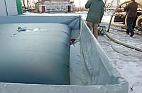 Резервуар для КАС, жидких удобрений Гидробак 25 м.куб., фото 1