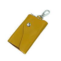Чохол для ключів від квартири натуральна шкіра Арт.OKER(ключ) (Китай)