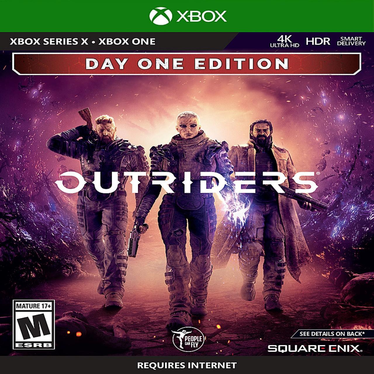 Outriders (русская версия) Xbox Series X