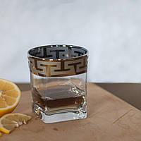 Стакан для виски 210мл с Орнаментом Версаче