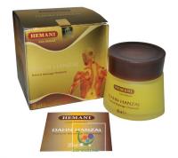 Массажный крем с ханзалем Hemani 50 гр
