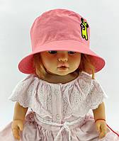Детская панамка 46 48 50 и 52 размер для девочки детские панамки головные уборы хлопок панама