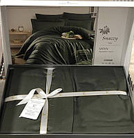 Комплект постельного белья First Choice satin cottom евро размер