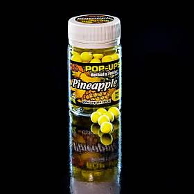 Поп Ап CarpZone Pop-Ups Method & Feeder Pineapple (Ананас) 8mm/90pc