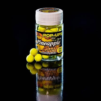 Поп Ап Pop-Ups Fluro Pineapple (Ананас) 12mm/30pc, фото 2