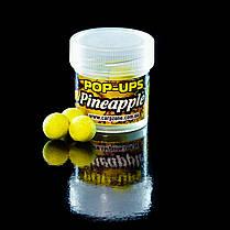 Поп Ап Pop-Ups Fluro Pineapple (Ананас) 12mm/30pc, фото 3