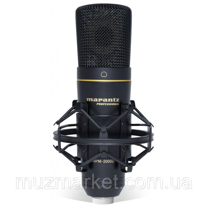 Мікрофон Marantz PRO MPM-2000U