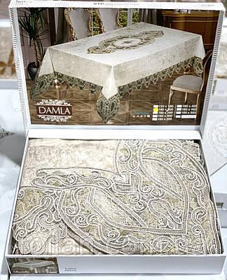 Турецкая скатерть DAMLAKAHVE