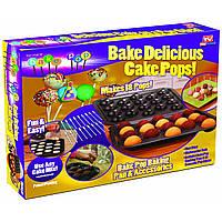 Формы для выпечки Bake delicious cake pops