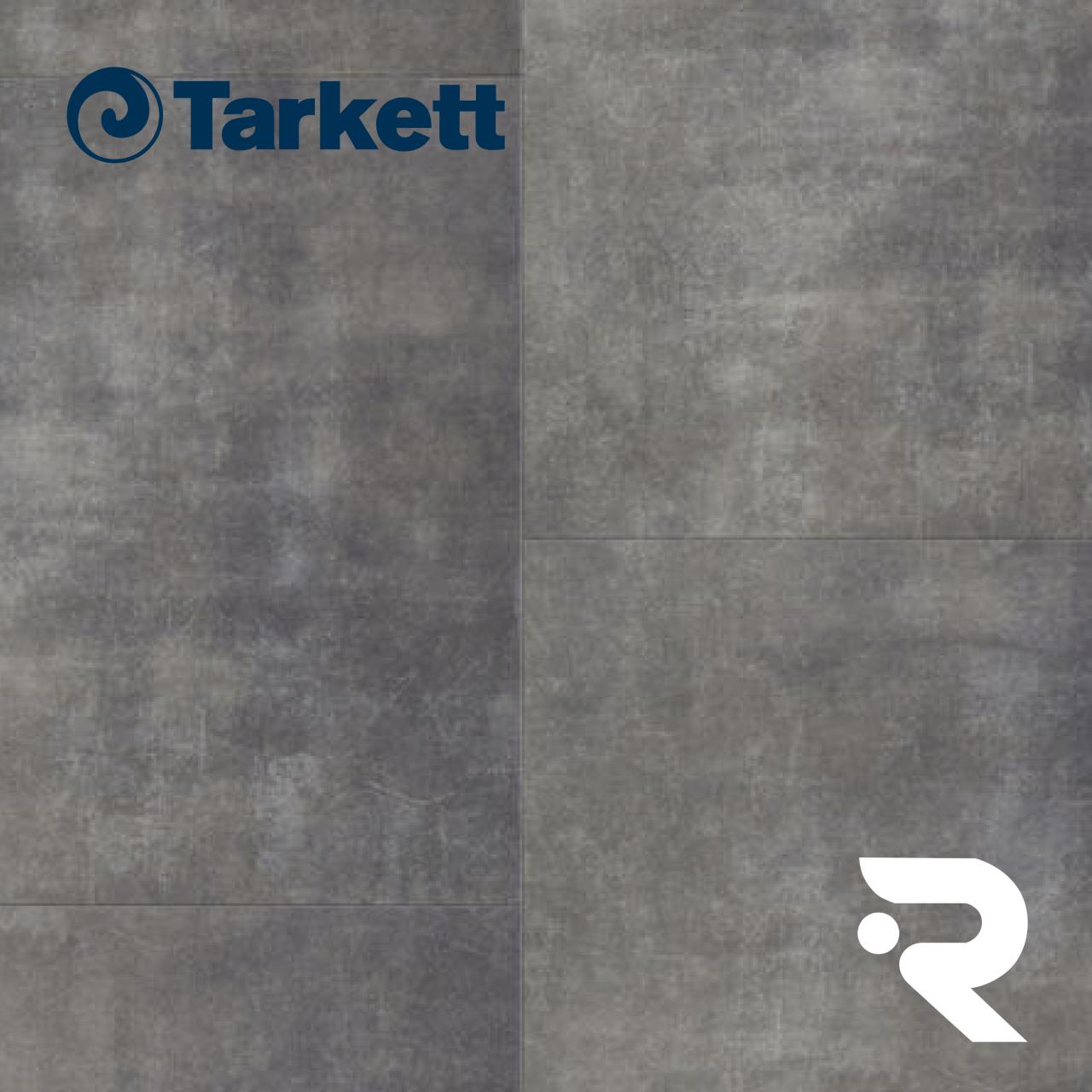 🌳 ПВХ плитка Tarkett | LOUNGE - CONCRETE | Art Vinyl | 457 x 457 мм