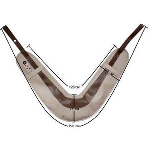 Массажер для спины шеи и поясницы Cervical Massage Shawls, фото 2
