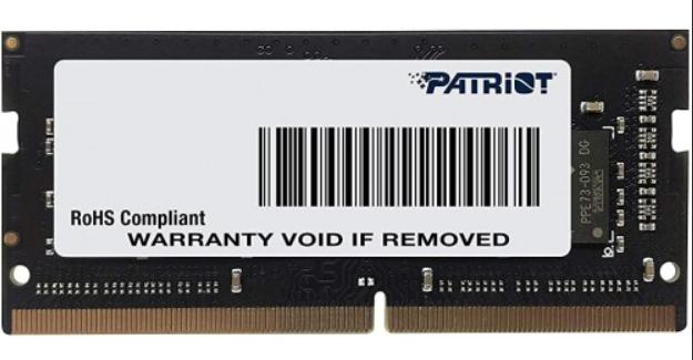Оперативна пам'ять Patriot DDR4 16GB 2666 MHz Black