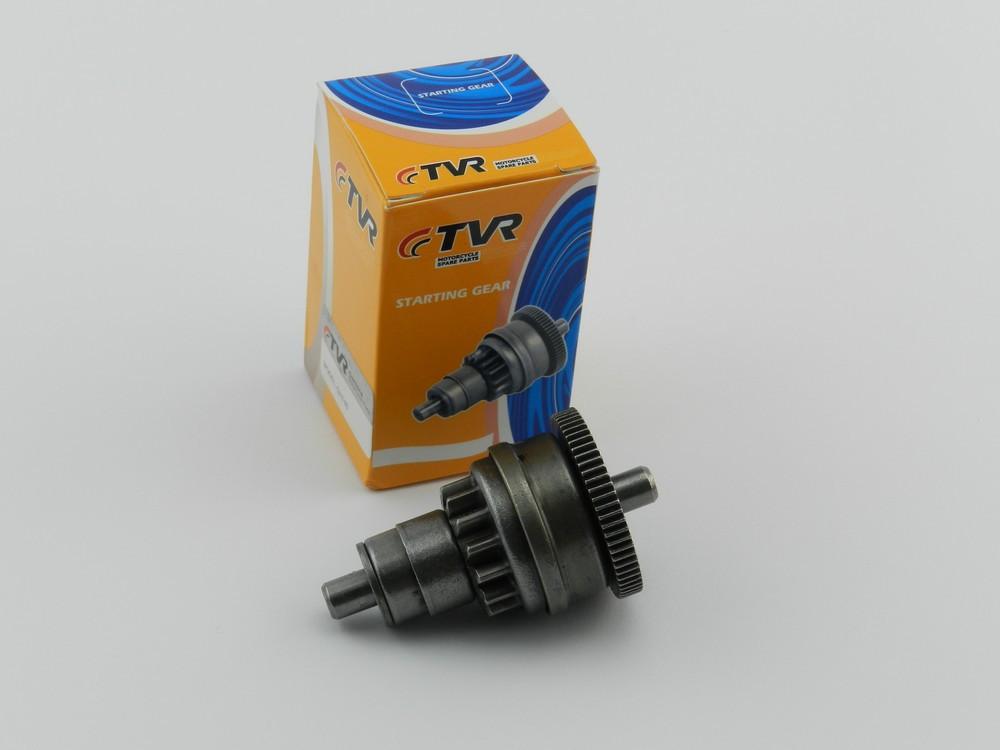 Бендікс стартера 4т GY6-50/60/ 80cc (80 кубів) TVR
