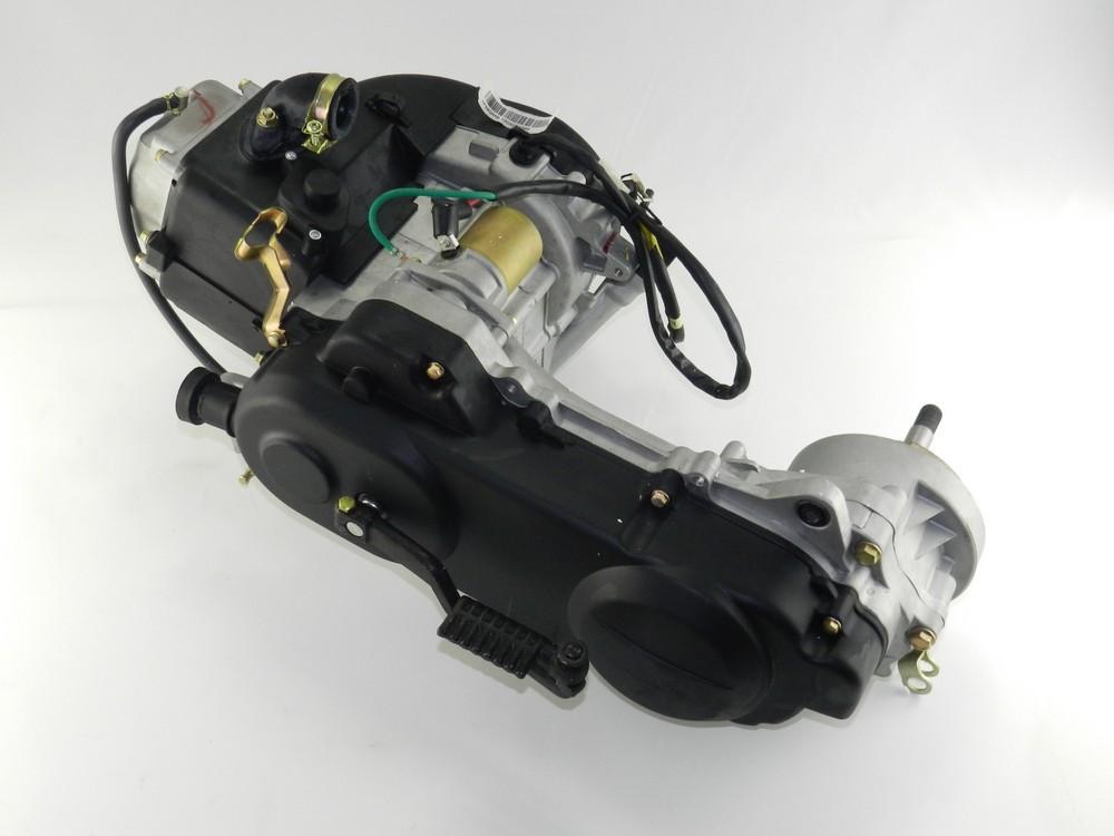 "Двигун 4т GY6-80сс колесо 12"""