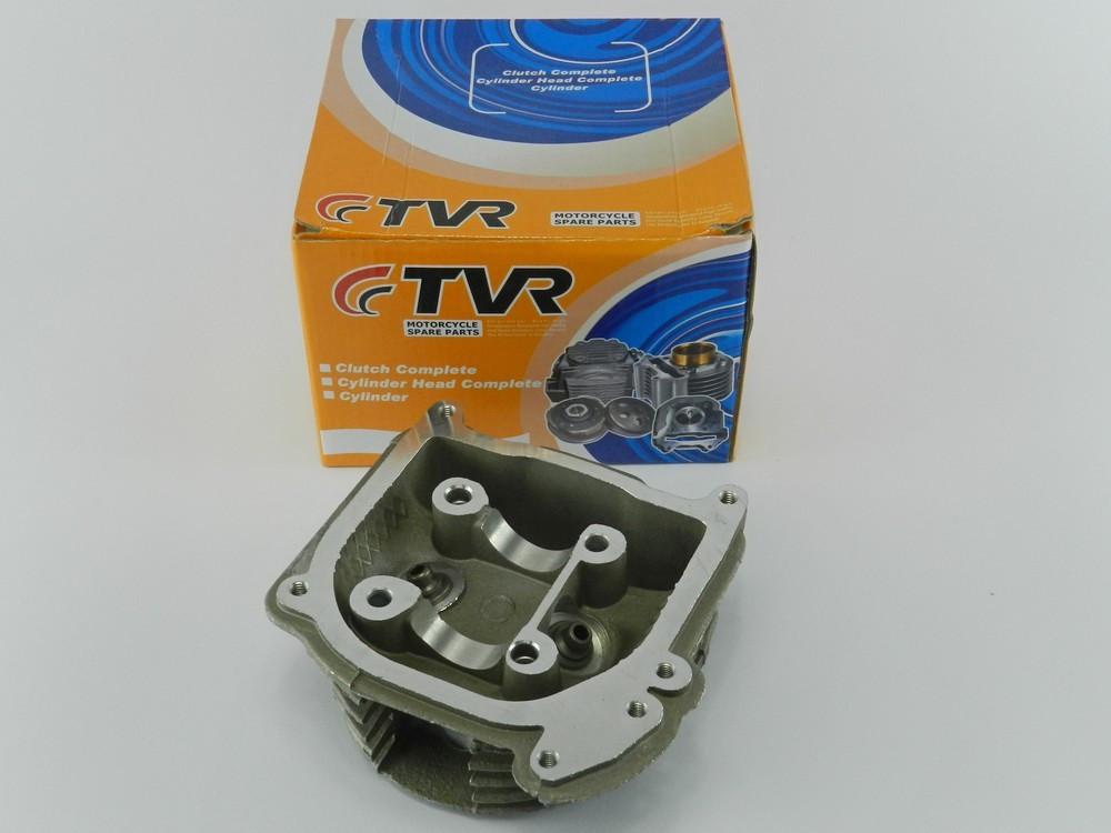 Головка цилиндра голая 4т GY6 80сс (TVR)