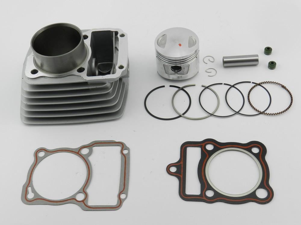 Поршневая (ЦПГ) 4т CG-150cc (150 кубов) , o-62мм, p-15мм, (китай)