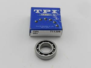 Подшипник 6901 (12*24*6) TPI,заднего вариатора/сцепления Honda (Хонда) Dio, Yamaha (Ямаха)