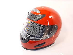 Шлем (качество - Musstang) красного