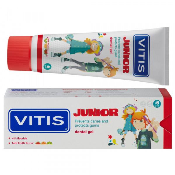 VITIS JUNIOR паста-гель для детей 75 мл