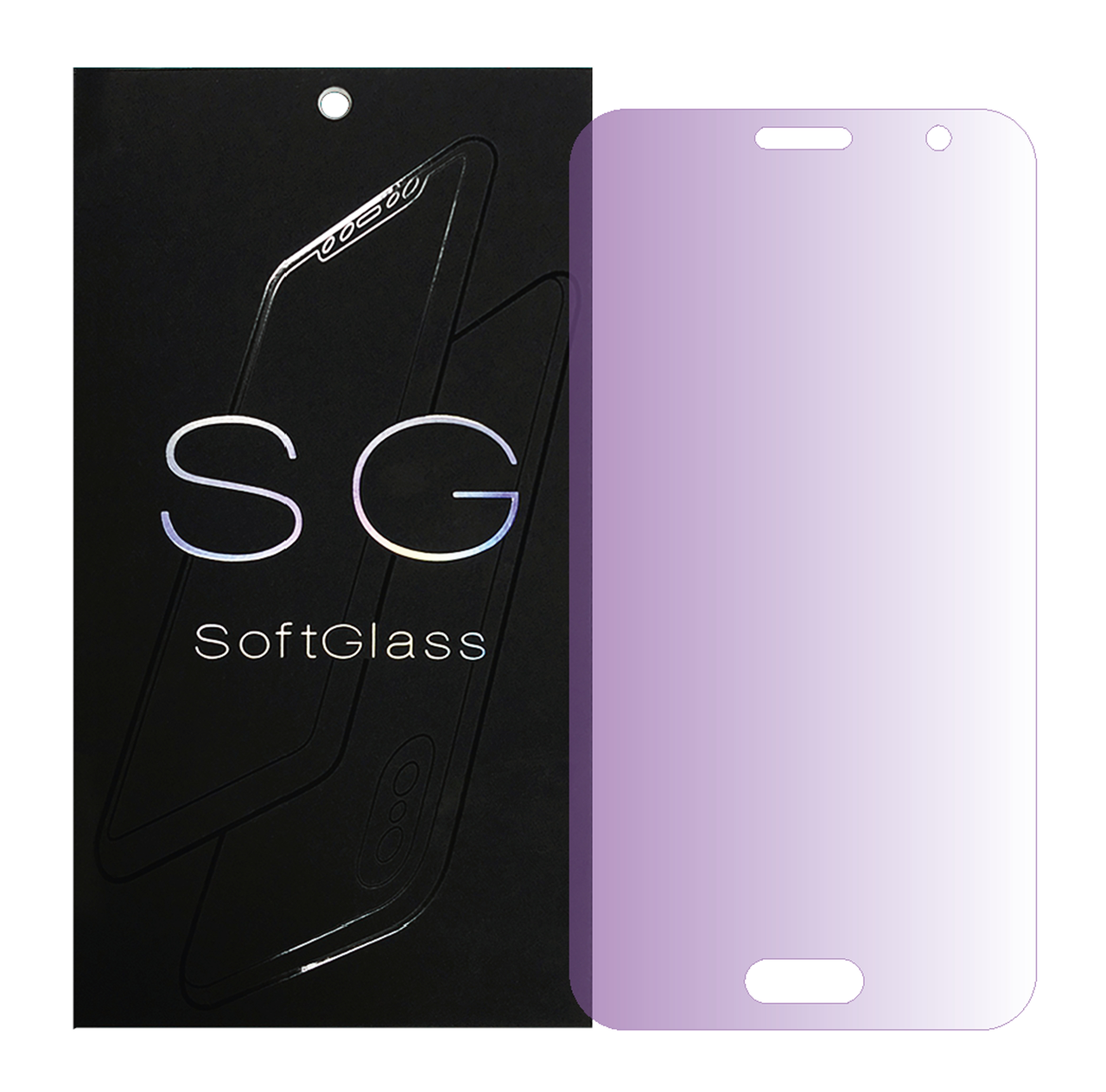 Поліуретанова плівка Samsung J1 2016 Моделі J120 SoftGlass Екран