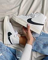 Кроссовки женские и мужские Премиум качества Nike Blazer 77 Mid Vintage 2