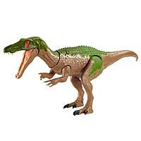 """Фигурка динозавра """"Опасные противники"""" со звуковыми эффектами из фильма """"Мир Юрского периода"""" ассортимент"""